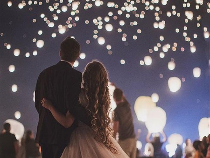 美麗海 新人迎娶、幸福滿盈