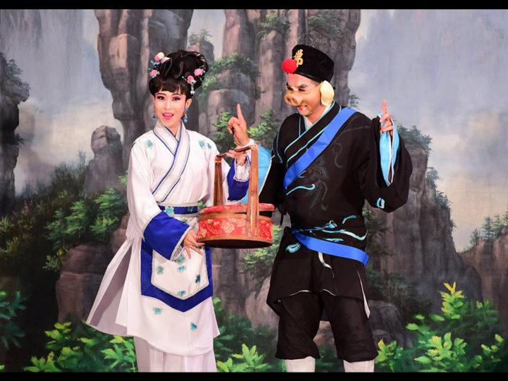 8/26(六)19:30【文和傳奇戲劇團  2017客藝綻放《三打白骨精》】